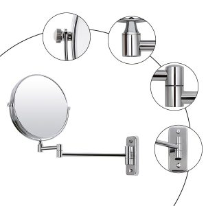 Miroir grossissant SONGMICS Double Face